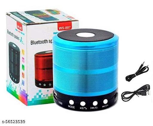 mini Bluetooth speaker with mobile phone calls