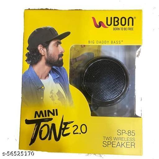 UBON SP-85 Mini Tone 2.0 3W Bluetooth Speaker