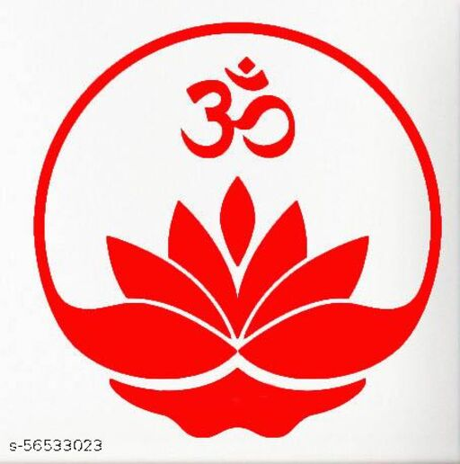 OM Sticker  FOR LIVING AREA WALL