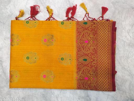 Mysore Silk saree with Banarasi pallu