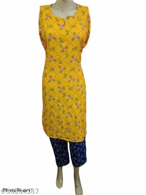 Woman kurti