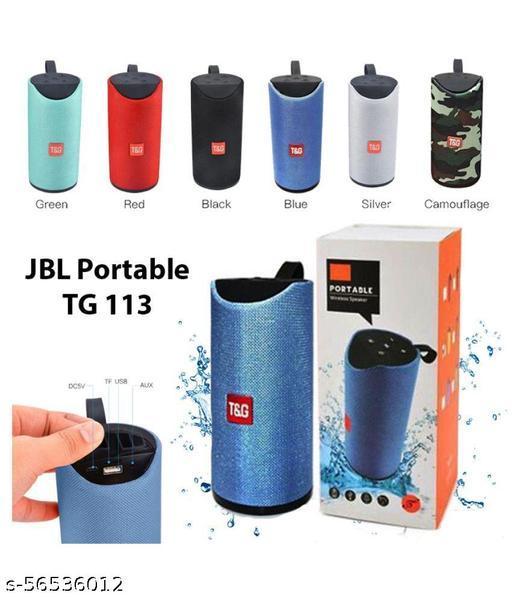 TG 113 5 Kilo Watt Wireless Bluetooth Portable Speaker (Green) Bluetooth Speaker