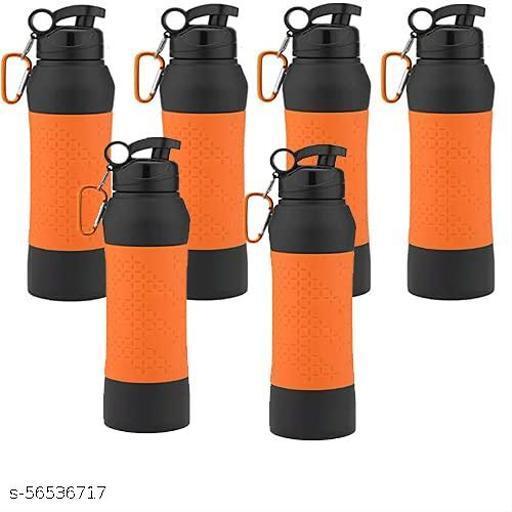 Speedex Stainless Steel Sipper Cap Fridge Water Bottle Office Gym Sports School 750ml Hook Cap