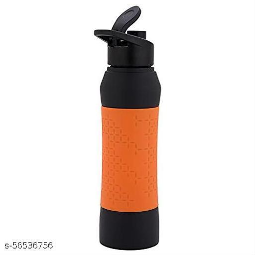 Speedex Stainless Steel Sipper Cap Fridge Water Bottle Office Gym Sports School 750ML Sipper