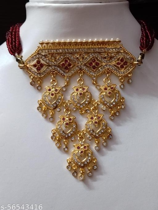 Rajputi Aad Necklace
