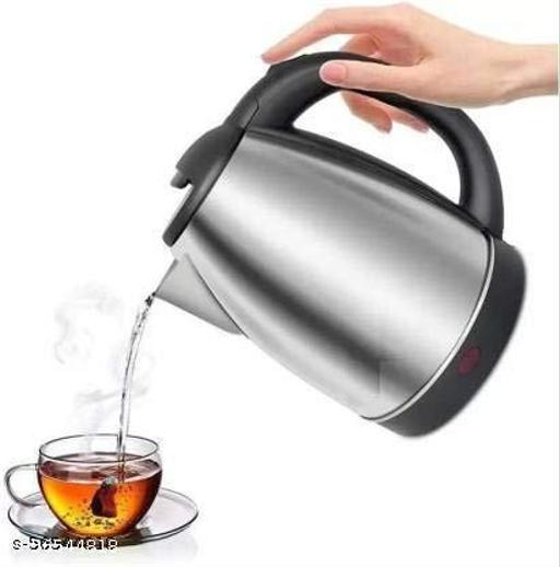 kettle silver 5006