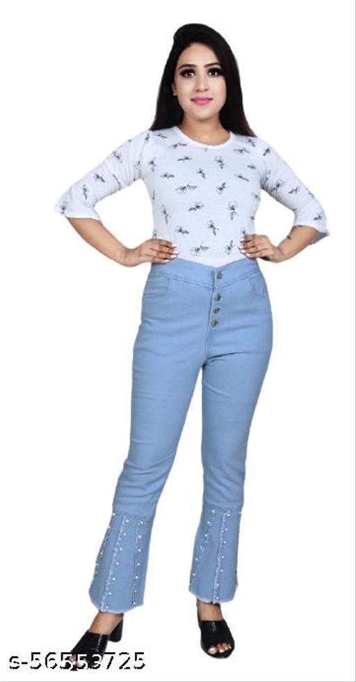 belbottom jeans