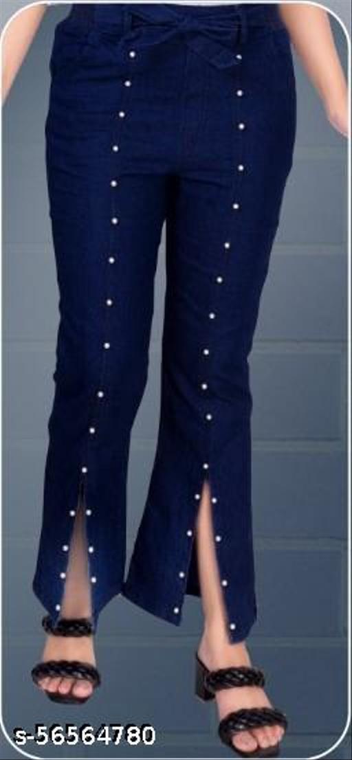 Comfy Latest Women Jeans