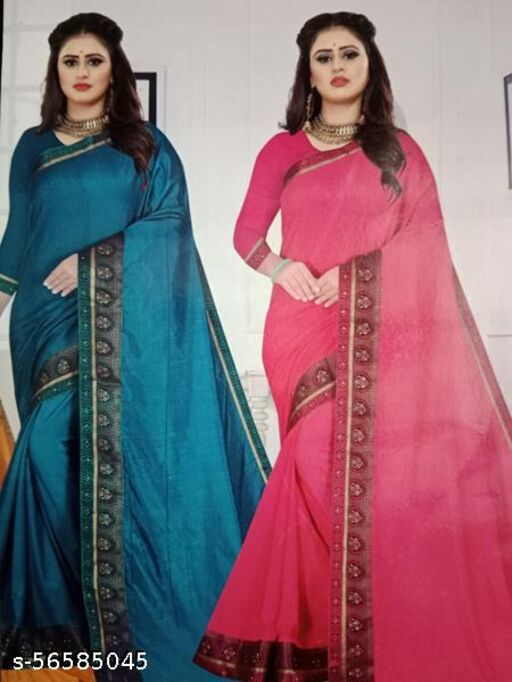 Women Silk Saree for daily use