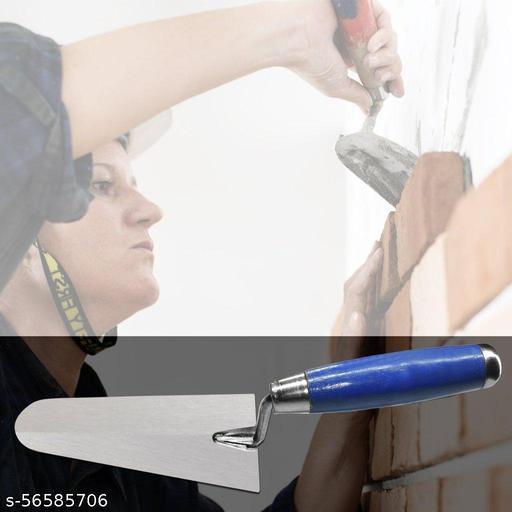 Round Professional Render Plastering Trowel, Smooth Trowel 12 Inch