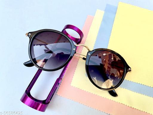 UV Protection Round Sunglasses for men Latest Stylish Sunglasses