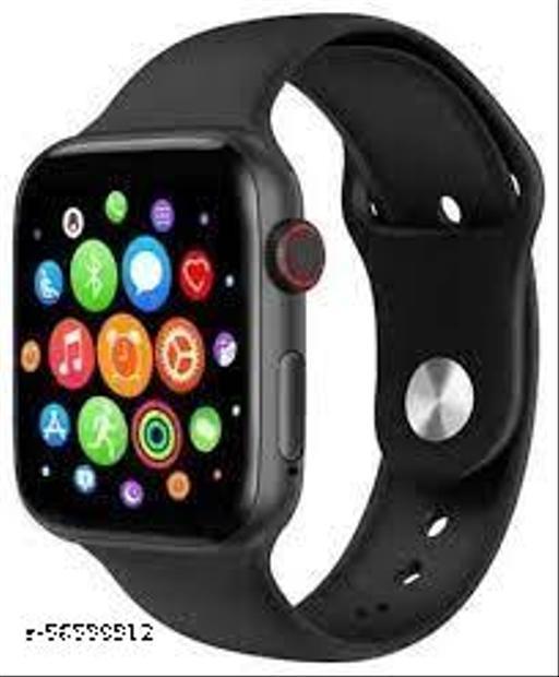 Bluetooth T500 Calling Function Smartwatch for Men Women Fitness Tracker/ Calling/ECG Monitor/Activity Tracker/Heart Rate Sensor(Black)._vol_3