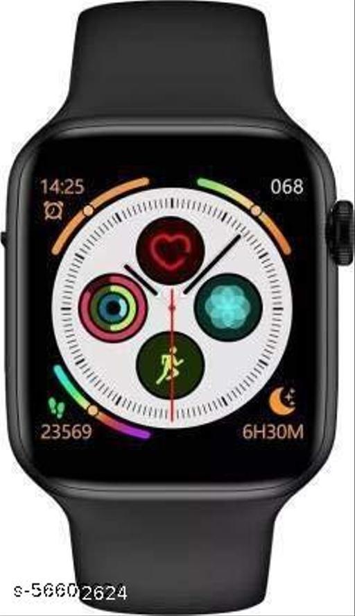 Bluetooth T500 Calling Function Smartwatch for Men Women Fitness Tracker/ Calling/ECG Monitor/Activity Tracker/Heart Rate Sensor(Black)._vol_4