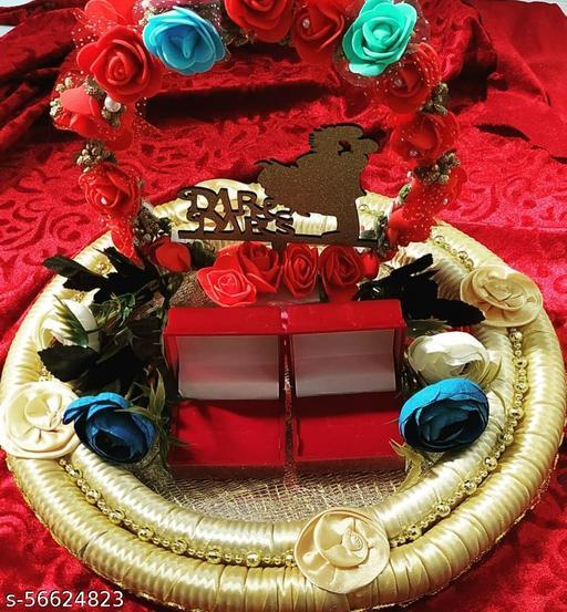 Engagement Ring Ceremony Jewellery box