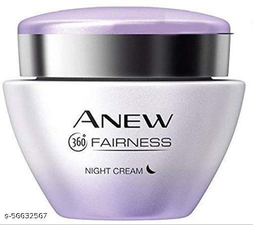 Anew White Night Cream, 50 g