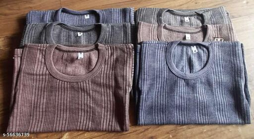 6pc combo thermal inner wear
