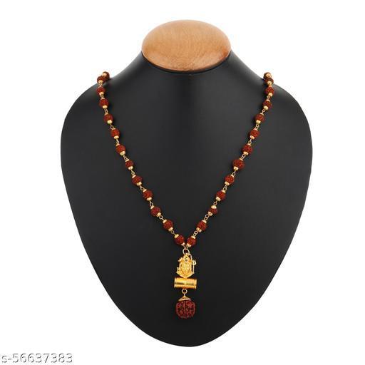 Tulipmash Lord Shiv Rudraksh Mala