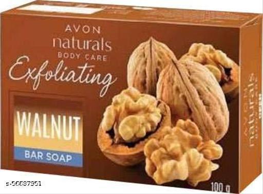 Avon natural exfoliating walnut soap bar