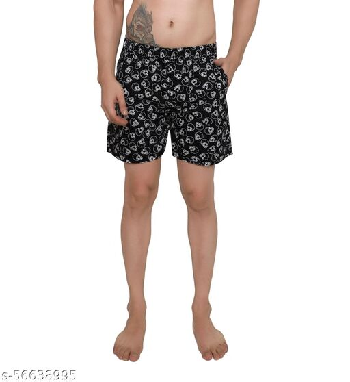 Bodymark Mens Premium Cotton Shorts (182_10)