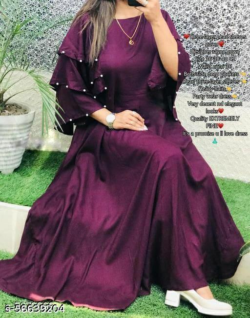 Women Fashion Gowns