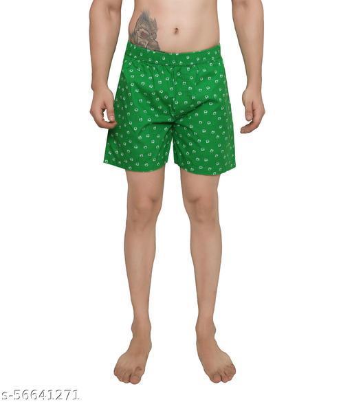 Bodymark Mens Premium Cotton Shorts (182_2)