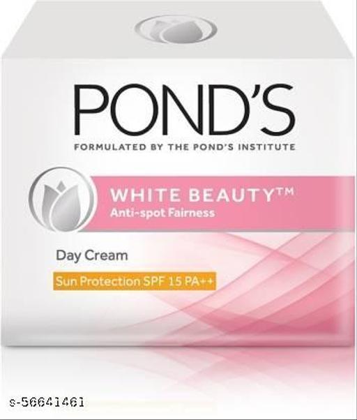 PONDS White Beauty Anti Spot Fairness Cream SPF 15 PA++  (50 g)