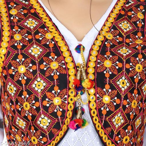 Trendy Women Ethnic Jackets