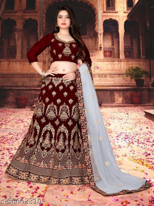 Women's Bridal Lehngha Choli