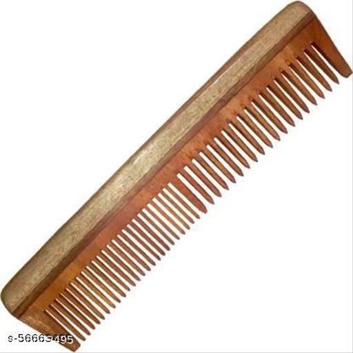 Wooden Comb Of Premium Quality