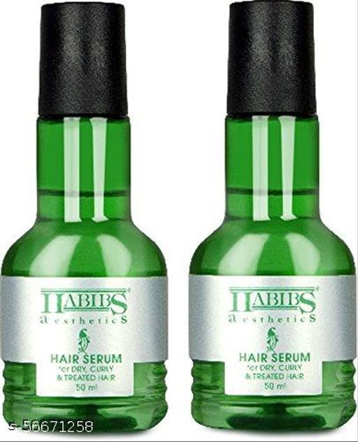 Habibs Hair Serum  (50 ml) pack of 2