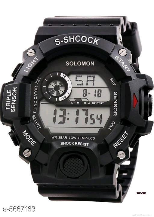 Fashionable Stylish Men' s Watches