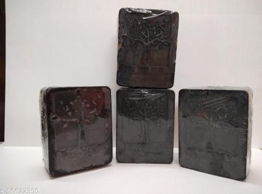 charcoal Bath Scrubs & Soaps