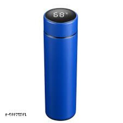 Stainless Steel Water Thermal Bottle LED Temperature Display 500 ml Bottle