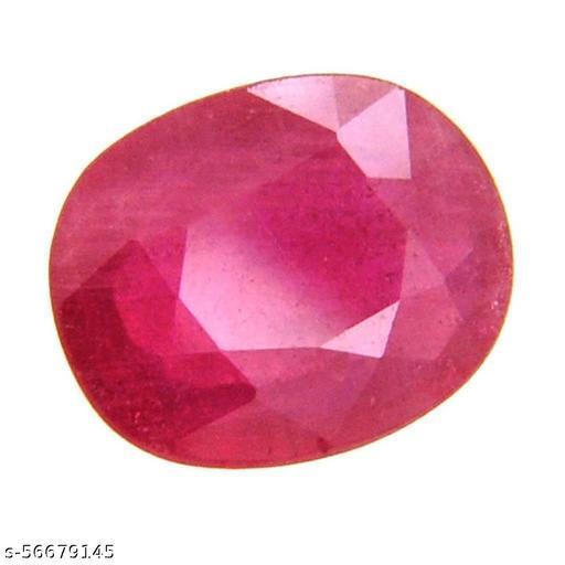 5.10 Carat Natural Certified Manik/Ruby Loose Gemstone