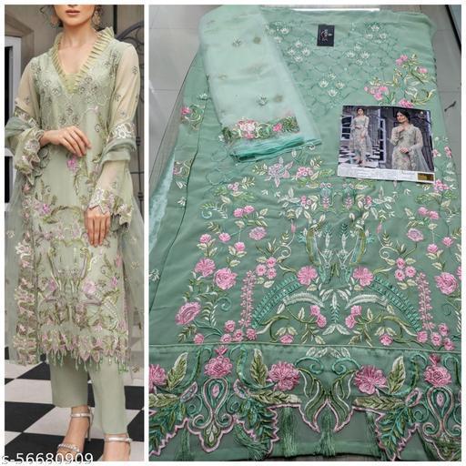 Partywear pakistani salwar suit