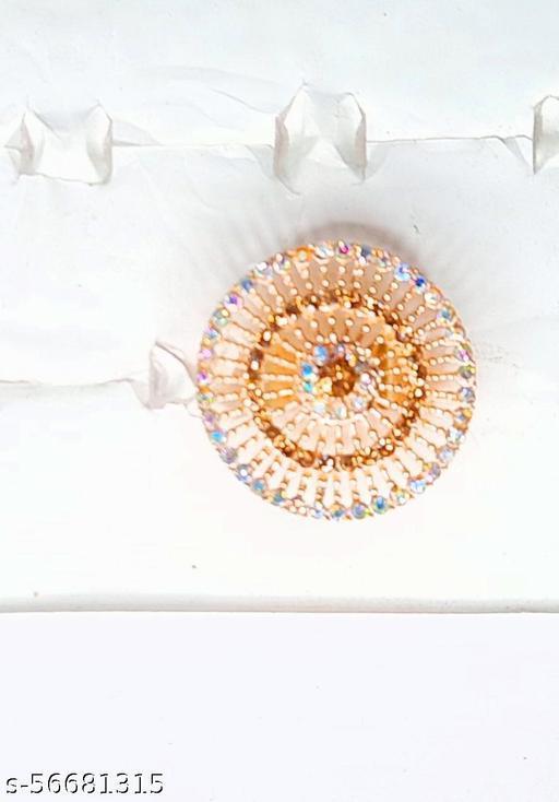 Rings with Saree Pin set