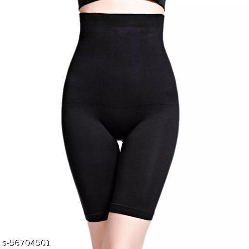 Women's High Waist Shapewear with Anti Rolling Strip Tummy Control Tucker Waist Slimming Panties Women Shapewear Underwear Women Waist Shapewear