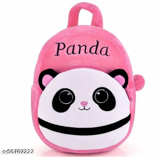 Soft Toy Cartoon Character Hello Cat Toy Gifts School Backpack Bag for Kids