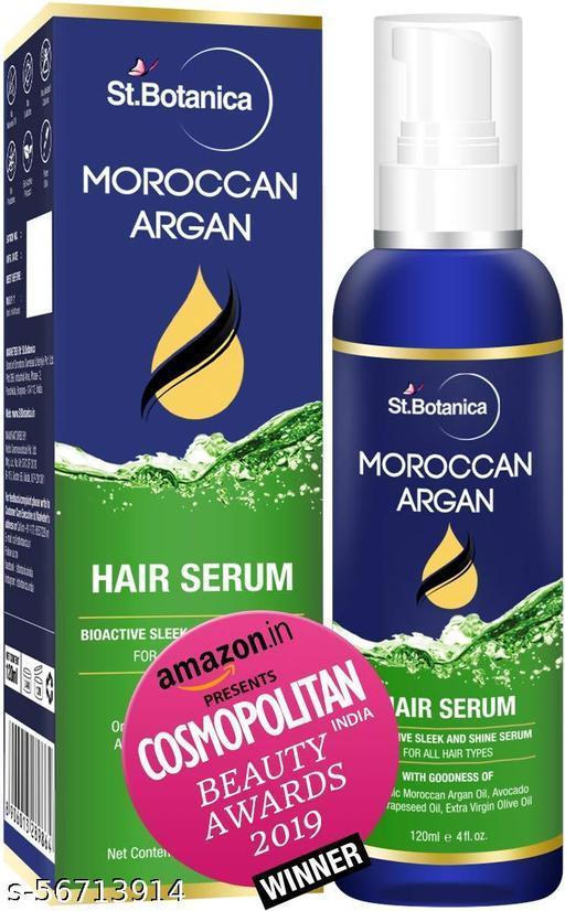 StBotanica Moroccan Argan Hair Serum 120ml