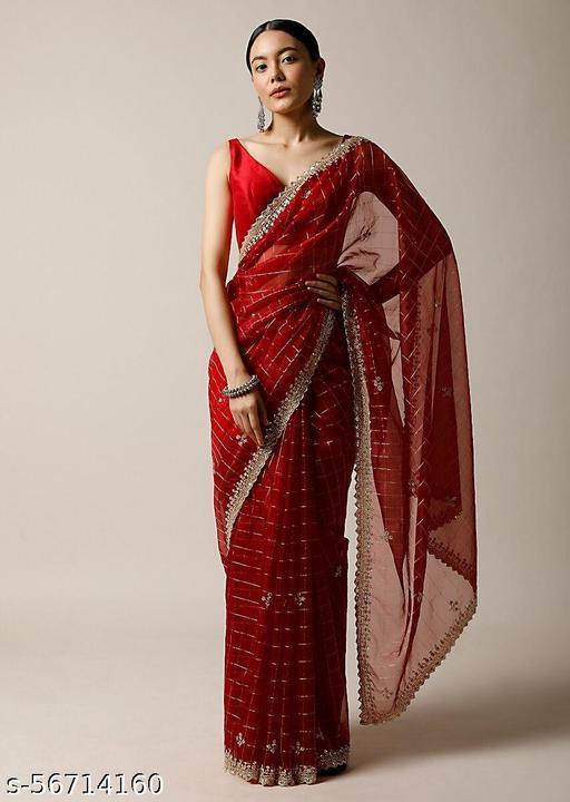 DESIGNER Women's Art Silk Saree