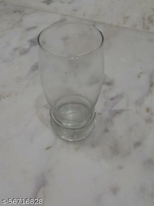 Pasabahce Aqua Water/Juice Tumbler 285ml 6 Pcs Set, Transparent