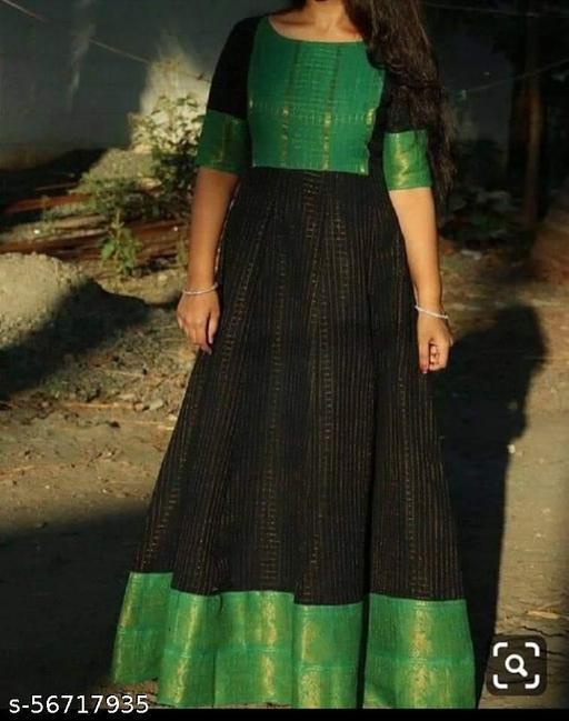 Sungudi gowns