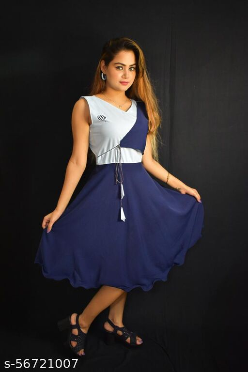 New Latest Design Dress For Girls And Woman