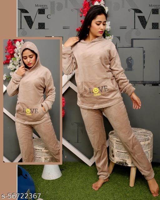 Stylish Fancy Women Nightsuit