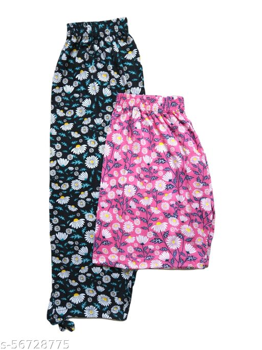 Women's Capri Shorts Combo 2 (Pack of 2)