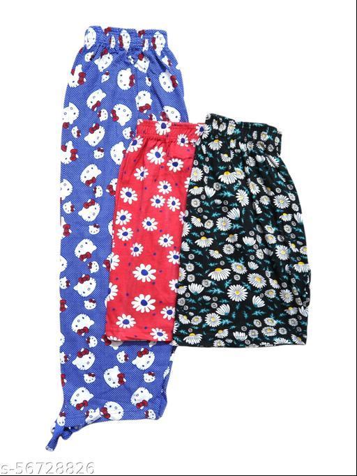 Women's Capri Shorts Combo 4(Pack of 3, 1Capri 2 Shorts)