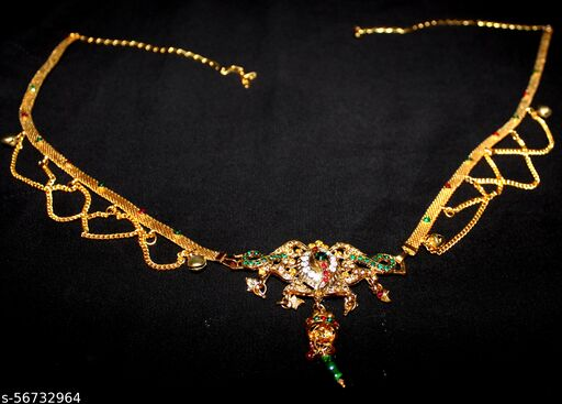 Devkinandan Enterprises Gold Plated Kamarband For Girls and Womens