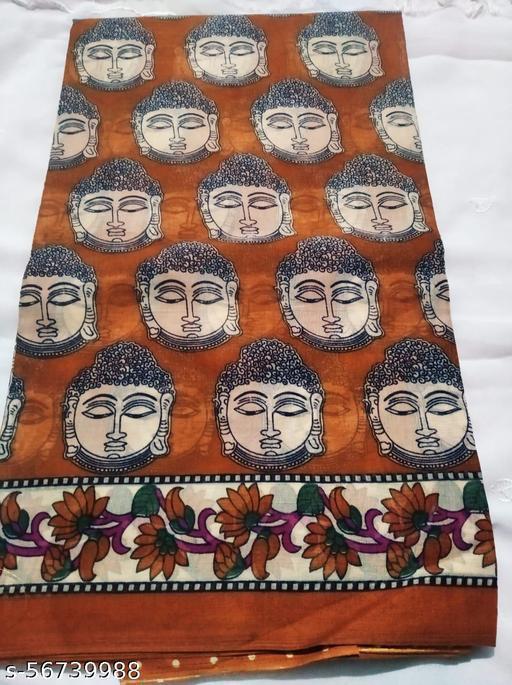 Bhuddha Print Saree