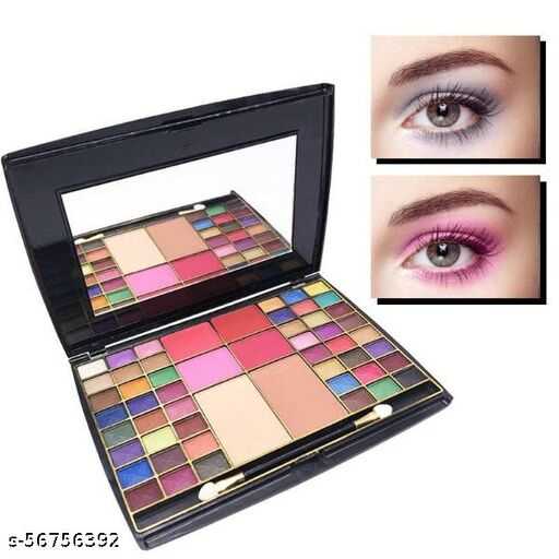 New design multi-colored Eye Shadow makeup kit include eyeshadow palette