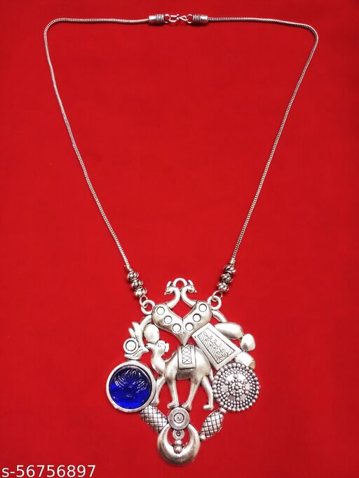 Pendant with Necklaces & Chains